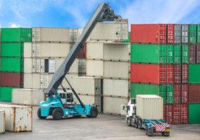Forklift-truckw